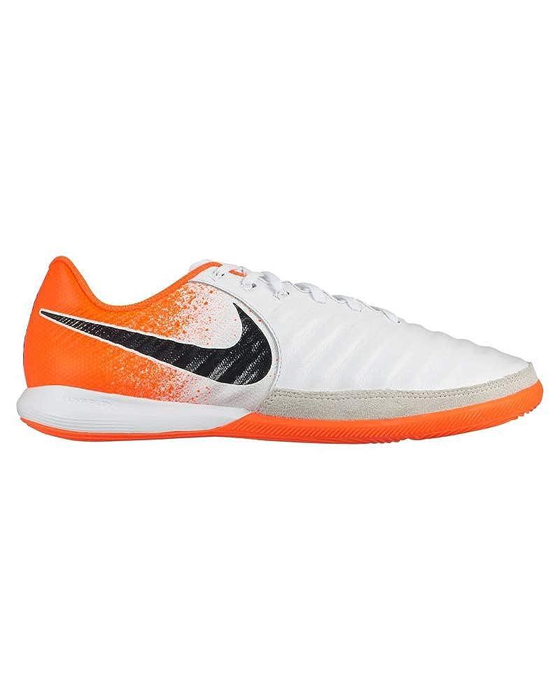 MultiCouleure (blanc noir Hyper Crimson 000) 39 EU Nike Lunar Legend 7 Pro IC, Chaussures de Futsal Mixte Adulte