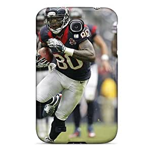 Hot Andre Johnson Cleats First Grade Tpu Phone Case For Galaxy S4 Case Cover