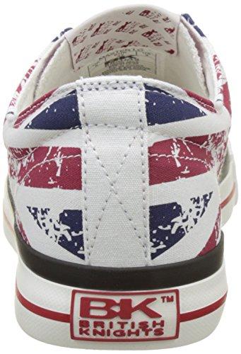 British KnightsMaster Lo - botas de caño bajo Hombre Multicolore (Multicolour)