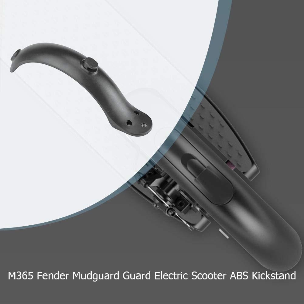 Matefielduk Guardabarros para Xiaomi M365,Guardabarros Delantero//Trasero para Xiaomi M365 de ABS Guardabarros Patinete para Xiaomi Scooter El/éctrico M365