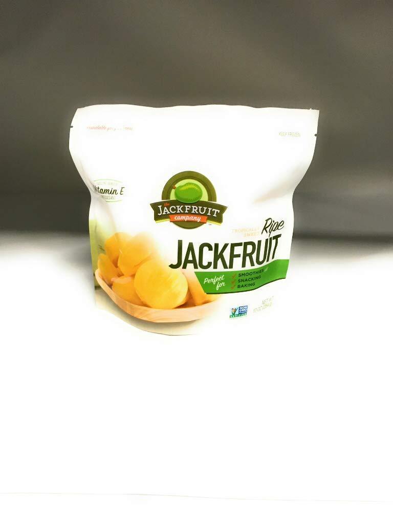 The Jackfruit Company, Smoothie Pack Jackfruit, 10 Ounce
