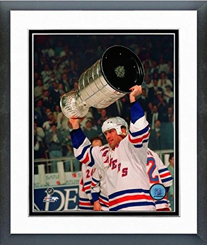 Mark Messier New York Rangers Stanley Cup Photo (Size: 12.5