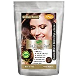 #10: 2 Packs of MEDIUM BROWN Henna Hair & Beard Dye / Color - The Henna Guys