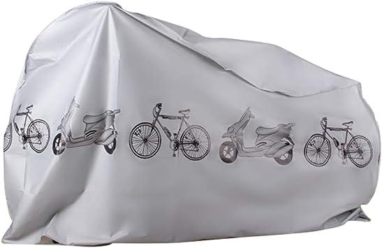 EZONTEQ Funda para Bicicleta Impermeable, Funda de Proteccion ...