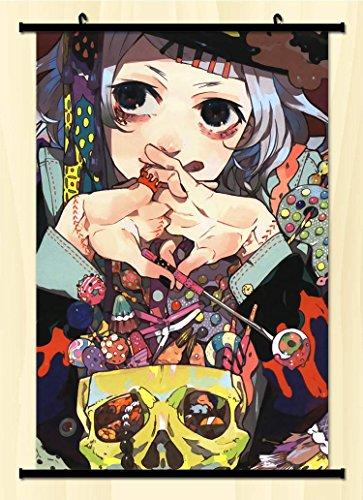 Aniplus Home Japanese Anime Tokyo Ghouls Suzuya Juuzou Poste