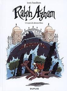"""Afficher """"Ralph Azham n° 05<br /> Le pays des démons bleus"""""""