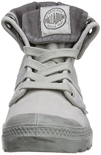 Palladium PALLABROUSE BAGGY, Women Desert Boots Ankle Boots Grey (Vapour Metal)