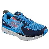 Skechers Men's Go Run Ultra Road 2 Maximum Cushion Shoe (10, Blue)
