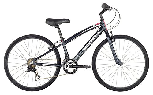 Best Price of Diamondback Bicycles 2015 Insight 24 Complete Children's Performance Hybrid Bike, 24-Inch wheels/One Size,Black