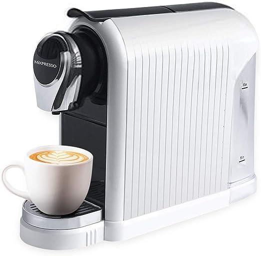 Amazon.com: Máquina de expreso – para cápsulas compatibles ...