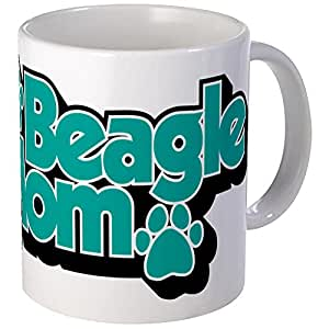 CafePress - Beagle Mom - Unique Coffee Mug, Coffee Cup
