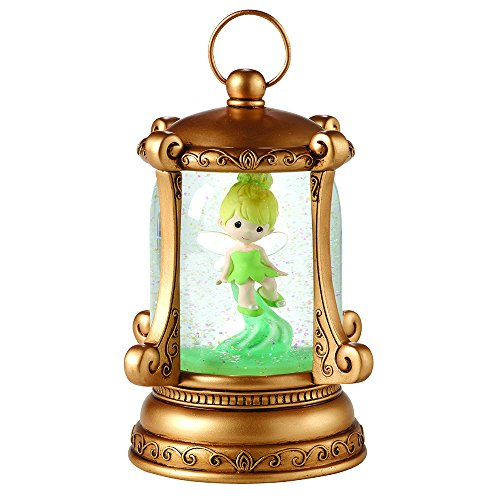 Precious Moments, Disney Showcase Collection, Lighted Musical Snow Globe, Let Your Sparkle Shine, Plays You Can Fly!, (Precious Moments Disney Snow)