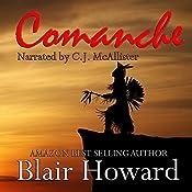 Comanche: Blair Howard's Civil War/Western Series, Book 3 | Blair Howard