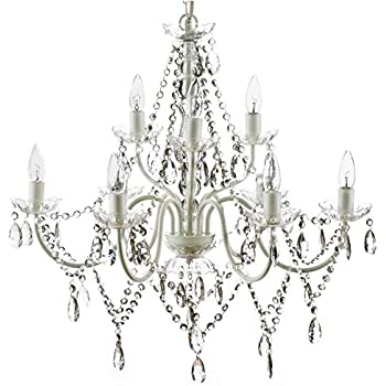 The Original Gypsy Color Extra Large 9 Light Crystal