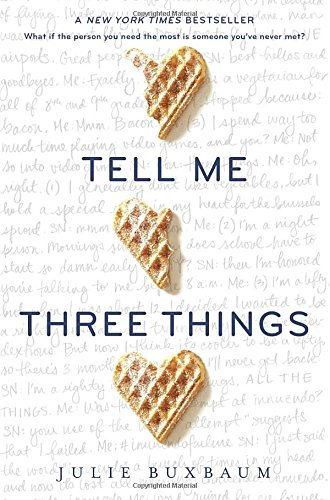Image result for tell me three things