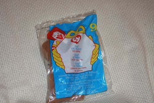 Tusk the Walrus - McDonald's Ty Teenie Beanie MIP - 2000 #09 by Teenie Beanies - 2000 - Beanie 09