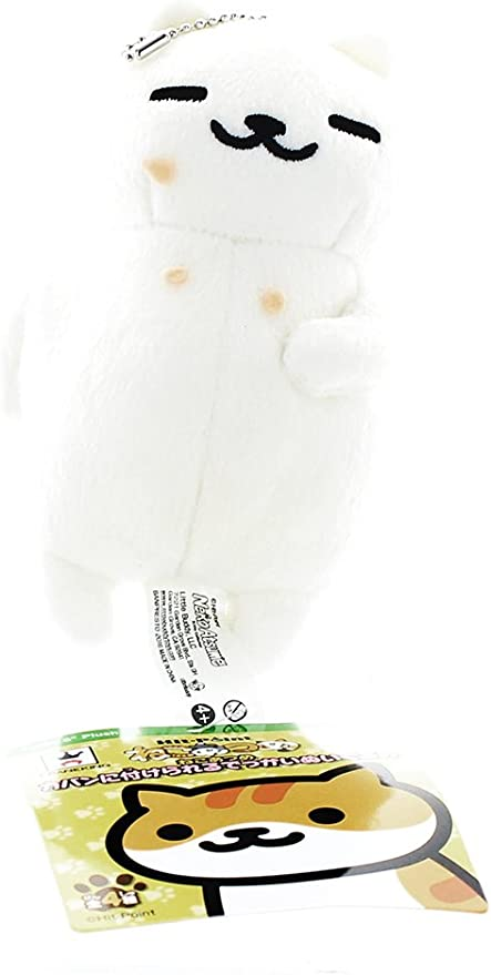 Neko Atsume Kitty Collector Darake Zukan Tubbs Pillow Cushion Plush Toys gifts
