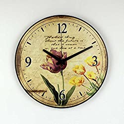 Living Room Decoration Wall Clock Mute Wall Clock Home Decor Large Wall Clock Modern Design Shabby Chic Orologio Parete style 22 16 inch