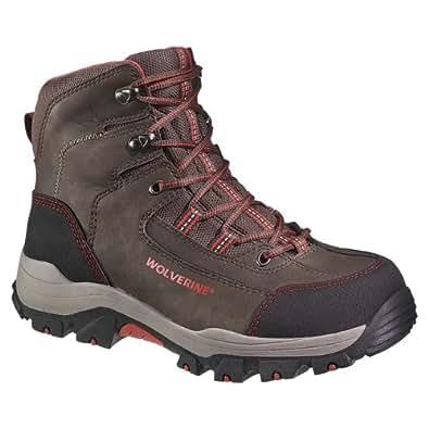 """Wolverine Men's Bucklin 6"""" Composite-Toe/Electical Hazard/Waterproof Work Boot"""