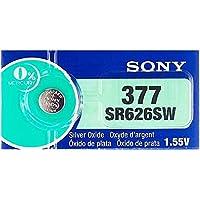 1Sony SR626SW özel saat ve donanım pil 377