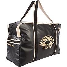 Boston Bruins Original 6 Vintage Logo HOCKEY EQUIPMENT BAG Senior Sher-Wood NEW