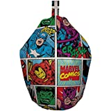 Marvel Comics Justice Childs Beanbag by rucomfy Bean bags