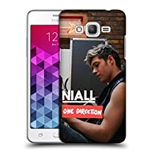 Official One Direction 1D Side View Niall Horan Photo Hard Back Case Cover for Samsung Galaxy Grand Prime 3G 4G Duos LTE G530