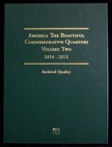 LCF44D America Beautiful Quarter Series P&D Vol. II