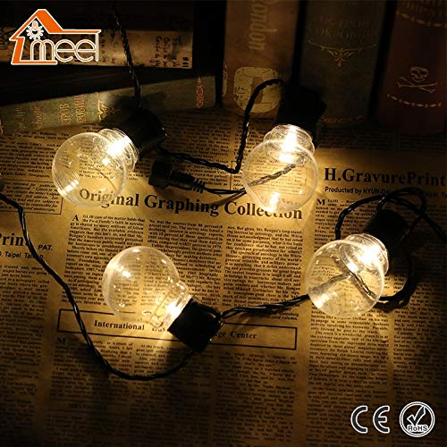110 Volt Led Festoon Lighting