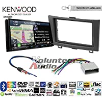 Volunteer Audio Kenwood Excelon DNX994S Double Din Radio Install Kit with GPS Navigation Apple CarPlay Android Auto Fits 2012-2016 Honda CR-V (Without factory amplified systems)