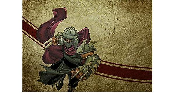 ndegdgswg Pintura al óleo Bricolaje, Tortuga Ninja ...