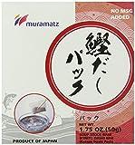 Maruhachi  Muramatz  Katsuo Dashi Soup Base 1.75-Ounce Units (Pack of 10)