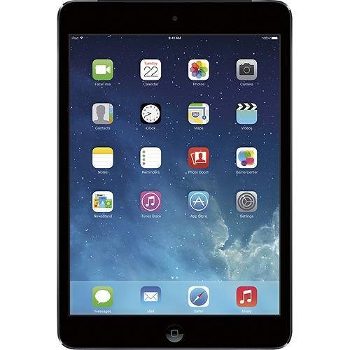 Apple iPad Mini MF432LL/A (16GB, Wi-Fi, Space Gray (Refurbished Ipads Cheap)