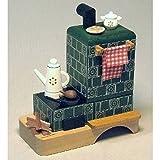 Fireplace Stove German Smoker SMR370X61