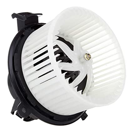 cciyu HVAC Heater Blower Motor with Wheel Fan Cage 20911076 Air Conditioning AC Blower Motor fit for 2012 Buick Enclave //2007-2011 Chevrolet Silverado 1500//2007-2010 Chevrolet Silverado 2500 HD