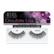 (6 Pack) ARDELL Double Up Lashes - Black 204 by Ardell