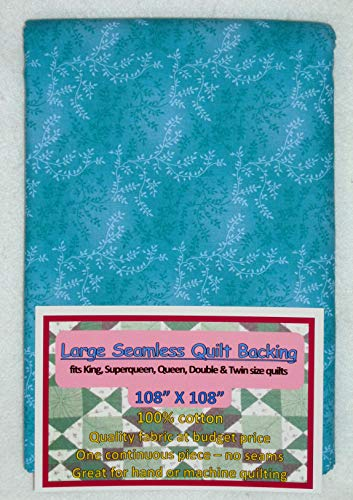Quilt Backing, Large, Seamless, C47603-201, ()