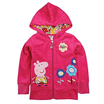Amazon.com: Novatx Peppa Pig Beautiful Girls Kids Spring