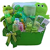 My Little Pollywog Bathtime Fun for Baby Gift Basket...