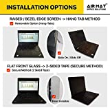 3M Privacy Screen Filter Adhesive Slide Mount tabs Replacement kit Laptop, MacBook Computer Monitors.