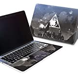 ZizzStore MacBook Hard Case and Keyboard Decal Set Protective Hard Shell with Vinyl Sticker Around Keyboard for (Pro 13 (A1706 & A1708 & A1989) 2018, Harry Potter Always)