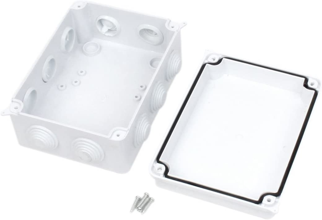REFURBISHHOUSE IP65 ABS boite de jonction etanche boite de jonction robinet 150x110x70mm