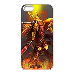 iPhone 4 4s Cell Phone Case White Defense Of The Ancients Dota 2 LEGION COMMANDER 006 PWI3499363