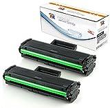 Starink B1160 Dell 1160 YK1PM HF44N (Dell 331-7335, HF442) Toner Cartridge Compatible for Dell B1160 B1160w B1163w B1165nfw Laser Printer (2 Black)