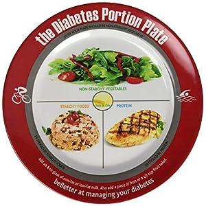 Diabetic Portion Plate- 512IOAwWtOL