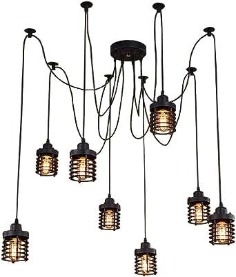 Retro Deckenleuchte Industrial Vintage Lampe Landhausstil