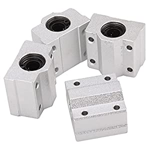3D Printer Linear Ball Roller Bearing Slide Block Comgrow by Comgrow