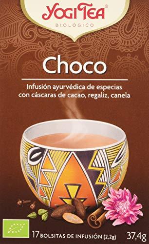 Yogi Tea - Choco Tè ecologico, 17 bolsitas