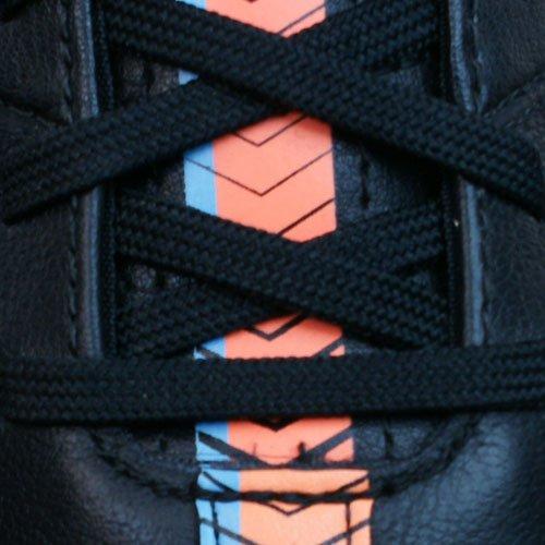 Adidas 11 Nova Fg Heren Lederen Voetbalschoenen / Klampen Zwart