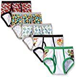 Handcraft Little Boys Pokemon Brief (Pack of 5)